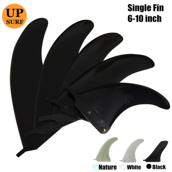 Paddle board Longboard Single Fins Surfboard Fin 7/8/9/10 inch Length Center High Sale single