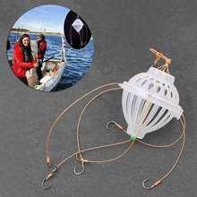 1 шт рыболовные крючки Рыболовная Приманка снасти рыболовный
