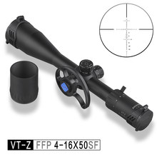 Discovery Riflescope VT-Z 4-16x50 First Focal Plane .22LR Shockproof Glass Etched Reticle for Bird Hunting(China)