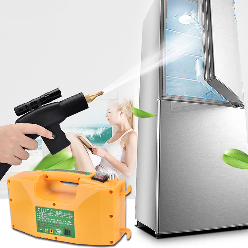 Steam Cleaner Kitchen Disinfection High Temperature Steam Cleaner for Air conditioner Hood Sterilization Anti- Coronavirus 110V 11