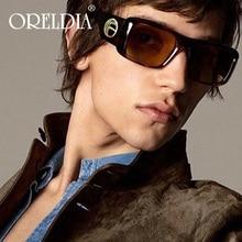 Vintage Square Men Sunglasses Women 2019 Luxury Brand Fashion Black Leopard Goggle Sun Glasses Shades UV400 oculos masculino