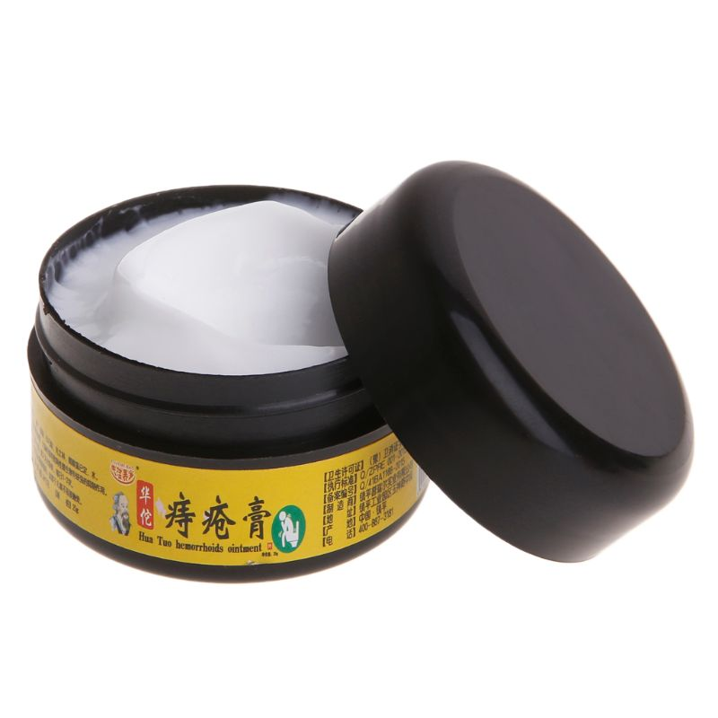25g Chinese Herbal Extracts Hemorrhoids Cream Ointment Internal External Piles Q0KD