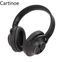 سماعات بلوتوث ، سماعات فوق الأذن لاسلكية 40H وقت اللعب aptX قابلة للشحن بلوتوث 5.0 CVC 8.0 ميكروفون آيفون باد ، الكمبيوتر