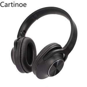 Image 1 - Bluetooth Headphones, Over Ear Wireless Headphones 40H Playtime aptX ReChargable Bluetooth 5.0 CVC 8.0 Mic for iPhone iPad, PC