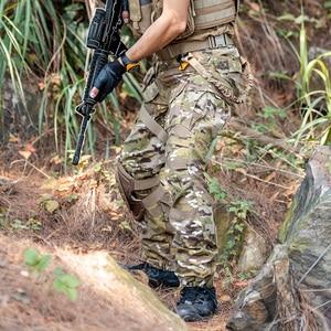 Image 3 - Брюки Sector Seven IX2 мужские тактические, штаны карго для боевых действий, армейские штаны в стиле милитари для активного отдыха, камуфляжные, 2020