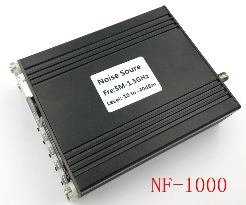 RF Noise Signal Source Signal Generator Spectrum Analyzer Tracking Source