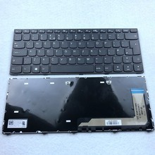 UK Laptop Keyboard For LENOVO IDEAPAD 110-14ISK 110-14IKB UK Layout