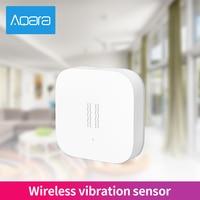 Aqara Smart Vibration Sensor Zigbee Bewegung Shock Sensor Erkennung Alarm Monitor Gebaut In Gyro für xiaomi mijia smarthome homekit
