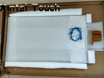 """49"""" usb touch screen foil Dual interactive touch film interactive foil for android"""