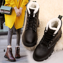 Shoes Women Boots Winter Warm Snow Boots