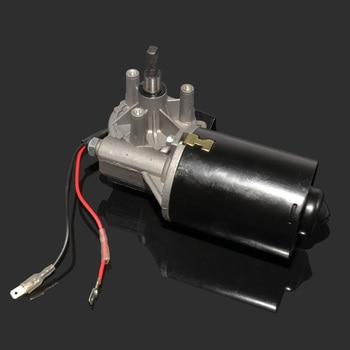 High-power DC turbine worm gear motor 24v worm motor motor 40w all metal motor
