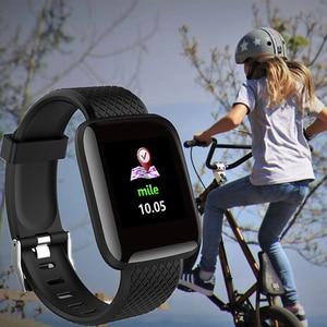 Image 4 - Спортивные умные часы TLXSA с шагомером, Bluetooth, водонепроницаемые умные часы с монитором сна для мальчиков, Подарочные часы D13 для Android