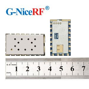 Image 2 - 2PCS/Lot High integrated Embedded walkie talkie module SA818 VHF Band 134 174MHz