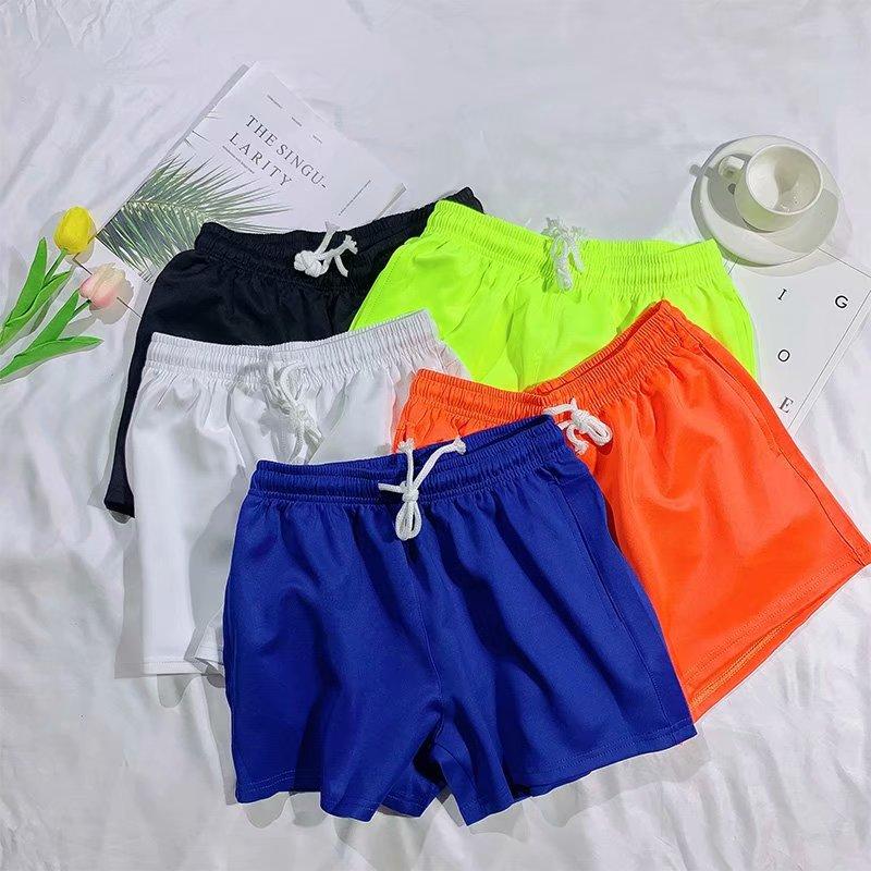 2020 New Summer Men's Shorts Casual Harajuku Jogging Beach Sports Shorts Fashion Streetwear Adolescent Wetlook Sexy Shorts Men