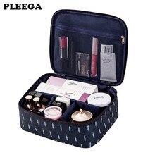 PLEEGA Hot Sell travel fashion lady cosmetics cosmetic bag beautician storage
