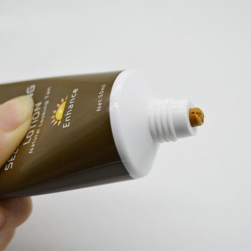 Self Tan Mitt for Bronzer Face Body Solarium Cream for Day Tanning Sun Block Bronzer Body Foundation Tanner Lotion Dropshipping 5