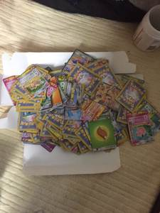 Collection-Cards-Pokemons Pokemon-Card Yugioh TCG Multi-Pack Trading Game 324pcs One-Box
