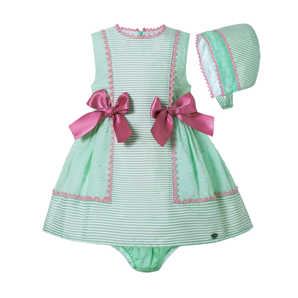 Pettigirl 2020 New Born Baby Girl Clothes Cute Bonnet PP Pants Baby Girl Sets Sleeveless Girls Outfits