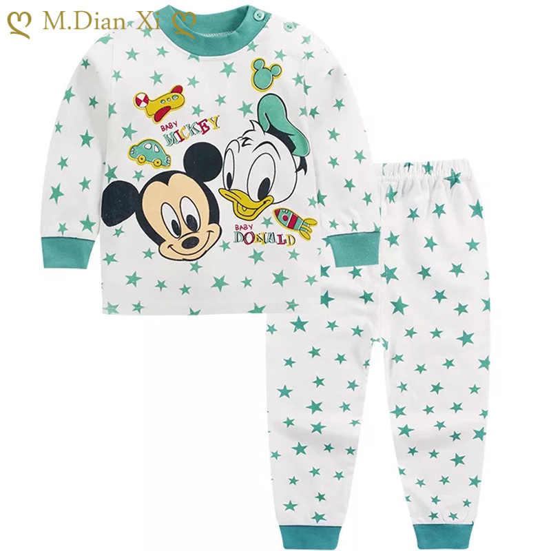 0-2year Baby Kleidung Set Winter Baumwolle Neugeborenen Baby Jungen Mädchen Kleidung 2PCS Cartoon Baby Unterwäsche Unisex Kinder Kleidung Sets
