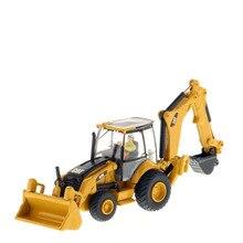 1: 87 масштаб CAT 772 транспортер строительный экскаватор 450D баллогрейдер 12M3 погрузчик 966 м Forkli грузовик для детей игрушки Funs для сбора