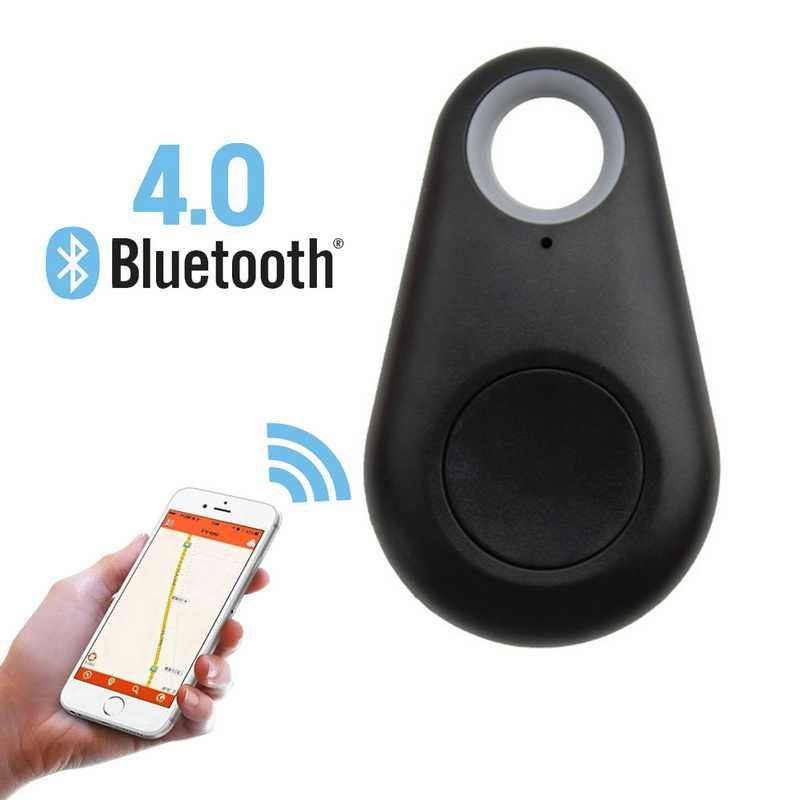 Mini Smart Bluetooth Tracer GPS Locator Alarm Brieftasche Finder Schlüssel Keychain Pet Hund Tracker Kind Carphon telefon Anti Verloren Erinnern