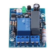 Реле времени переменного тока 220 В коммутатор с задержкой модуль