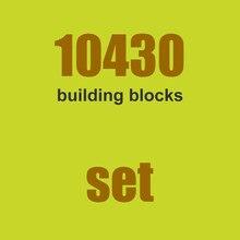 Para dropshipping vendedor caber 75902 filmes o mistério máquina figuras bela 10430 blocos de construção brinquedos crianças