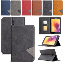 Magnet Luxury pu Leather Case Cover For Samsung Galaxy Tab A 8.0 2017 T380 T385 SM-T385 SM-T380 tablet funda cases tab a 8 0 2017 litchi folio pu leather case flip cover for samsung galaxy tab a 8 0 2017 a2s t380 t385 sm t385 tablet case