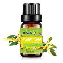 KINUO 10ML Ylang Ylang Essential Oil Organic Moisturizing Ma
