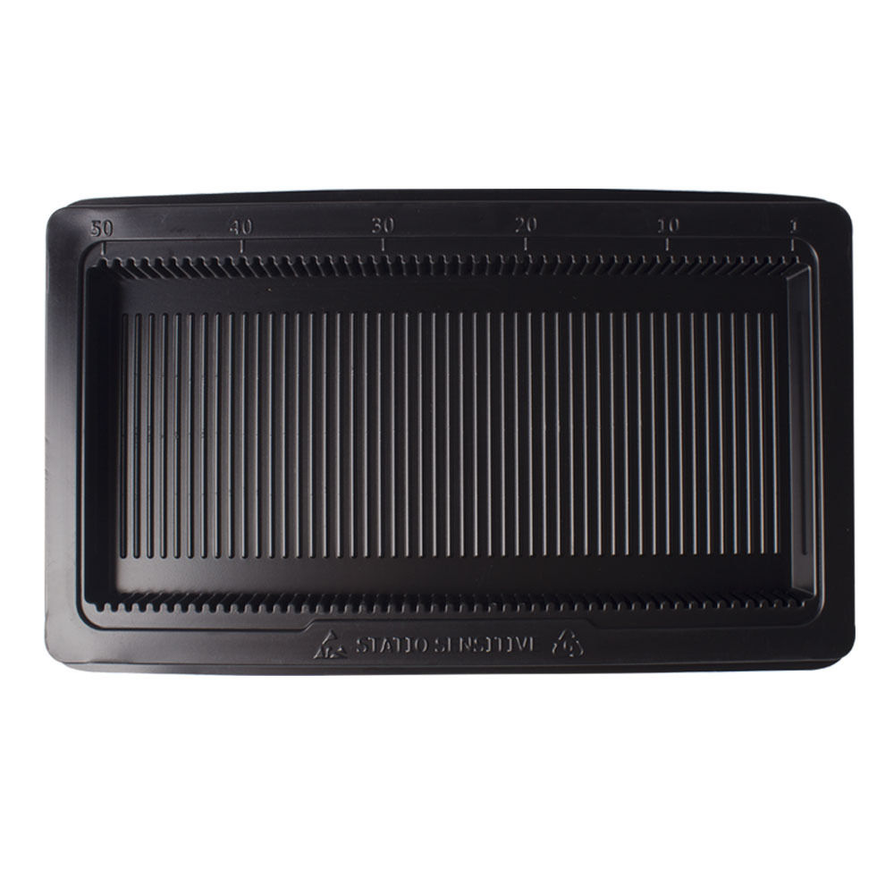 Asunflower 1PCS Desktops DIMM DDR DDR2 DDR3 Fits 10Pcs Memory Tray Container Box Holder Case