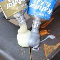 Forte kafuter AB Caster colla Casting adesivo Industriale agente di riparazione Colata di Metallo ghisa Tracoma Stomatica Crackle di Riparazione