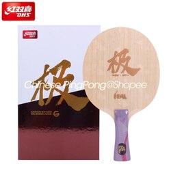 2020 neue DHS Hurrikan G Tischtennis Klinge (2 Seiten Verschiedene Material, OFF + +) arylate Carbon ALC Schläger Ping Pong Bat Paddel