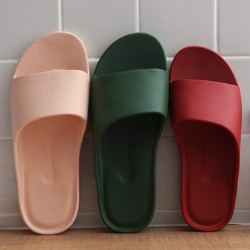 lowest price NEW XiaoMi Mijia Fashion Sandals Men and Women Non-slip Wear-resistant EVA Thick Bottom Comfortable Home Slippers Bathroom Bath