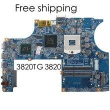 Laptop motherboard For Acer 3820TG 3820 09921-3  Motherboard 100% test ok delivery