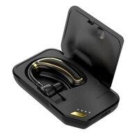 Auriculares inalámbricos con Bluetooth y micrófono, cascos deportivos de música a prueba de sudor de larga duración, 24 horas de tiempo de conversación