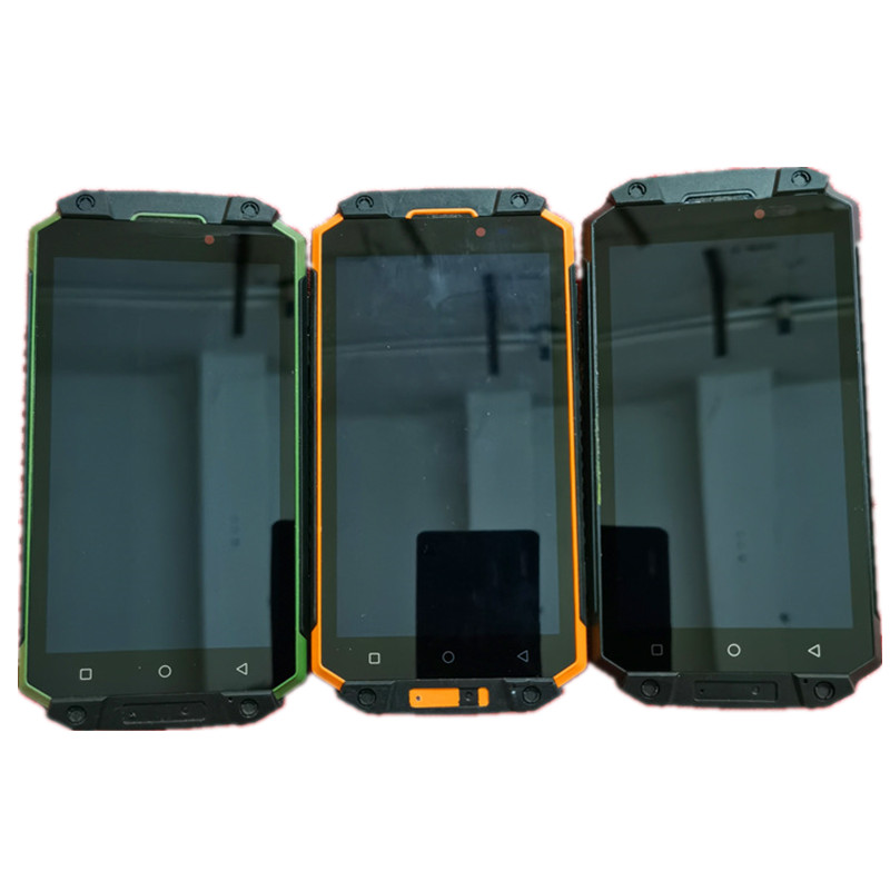 OUKITEL K10000 MAX LCD Display Touch Screen Digitizer Sensor Assembly Complete Replacement With Frame Oukitel K10000Max
