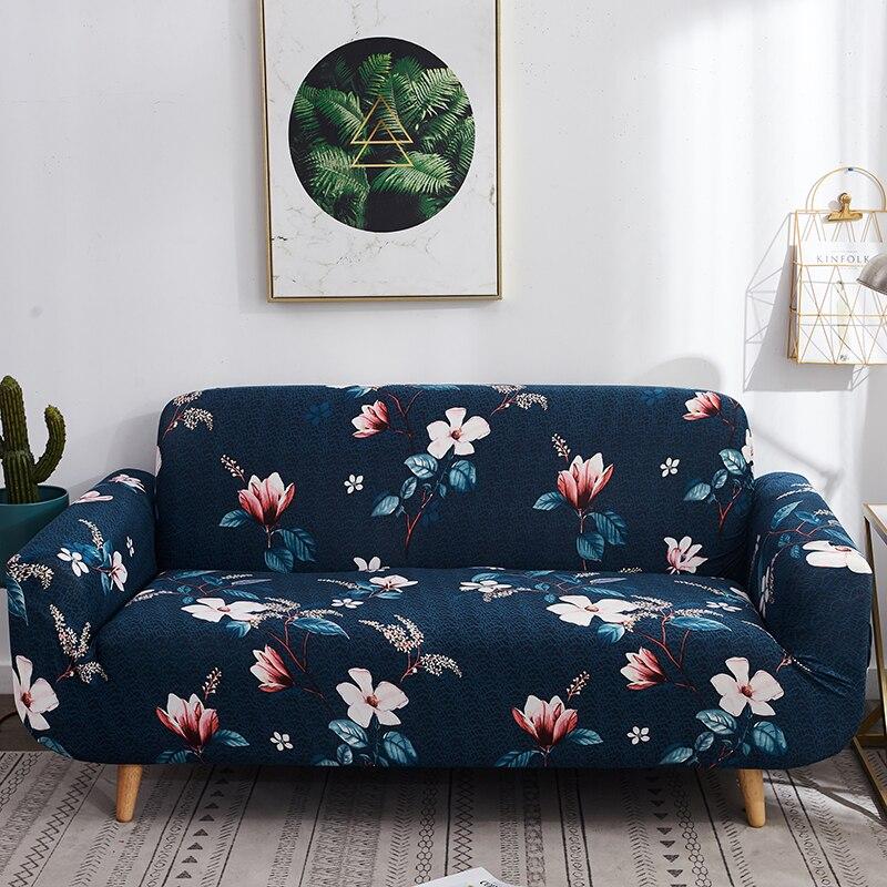 Sofa-Cover Towel Furniture-Protector Stretch Spandex Elastic Living-Room Home-Decoration