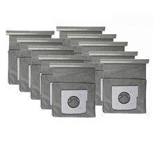 Washable Dust Bag for LG Vacuum Cleaner V-743RH V-2800RH V-2810B Cleaning Spare Part Vacuum Bag Replacement Reusable Bags 2019 gray washable vacuum cleaner filter dust bag for lg v 2800rh v 943har v 2800rh v 2810