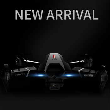 Teeggi P5 Mini Drone with HD 4K Dual Camera Professional Aerial Photography Infrared Obstacle Avoidance Quadcopter RC Helicopter 4