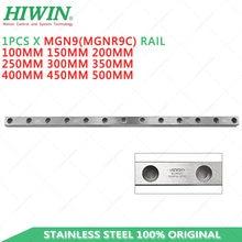 Hiwin mgn9 линейная направляющая mgnr9c рельс 9 мм 150 200 250