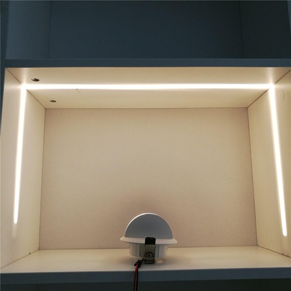 projeto de construcao estreita linha janela lampadas 01