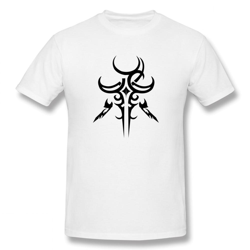 Tattoo t shirt men Casual Fashion Men 39 s Basic Short Sleeve T Shirt boy girl hip hop t shirt top tees in T Shirts from Men 39 s Clothing