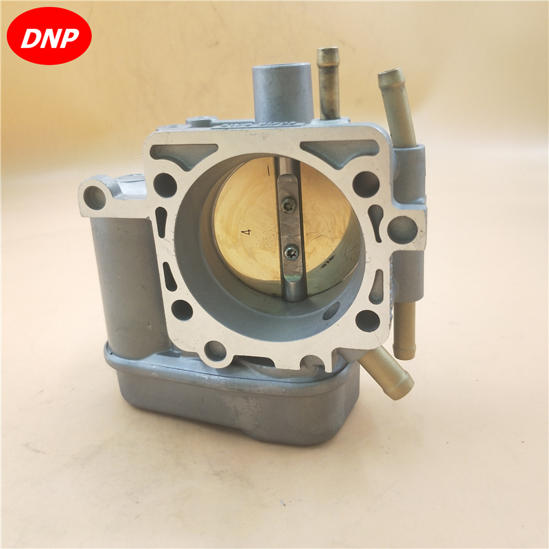 Car Throttle Body 09128518 09196357 Fits for Astra Meriva Vectra