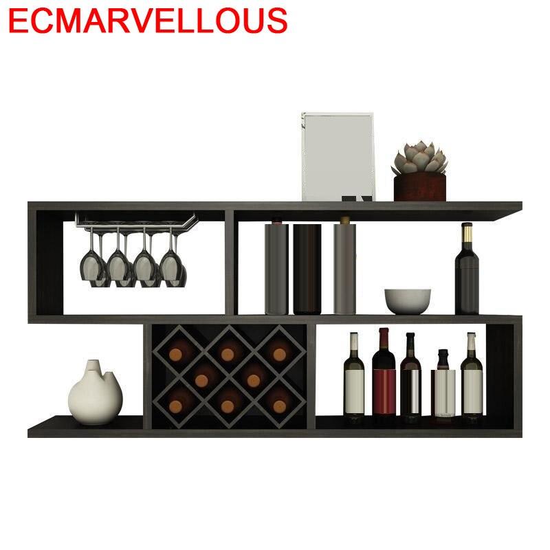 Meuble Rack Mesa Table Display Vetrinetta Da Esposizione Cristaleira Meble Shelf Mueble Bar Commercial Furniture Wine Cabinet