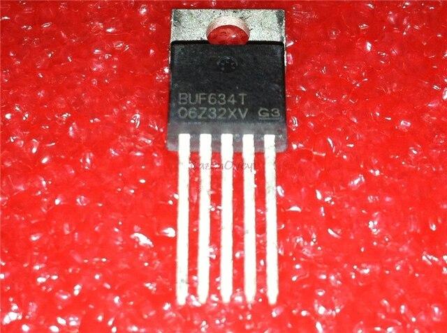 5 unidades/lote BUF634P BUF634U BUF634T BUF634F TO 220 en Stock