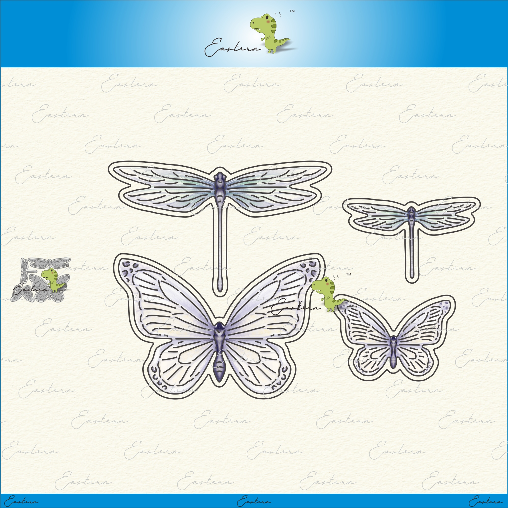 dragonfly and butterfly metal cutting dies 2020 new diy mould Scrapbooking Paper Making die cuts crafts dies molds craft die cut