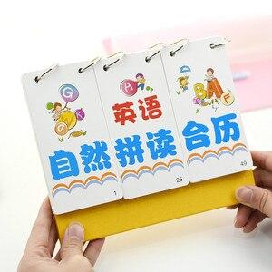 Image 2 - 69 גיליון/סט פונטיקה אנגלית שורש הגייה כללי כרטיס ילדים ללמוד אנגלית מילת כרטיס לילדים למידה אנגלית חינוכיים