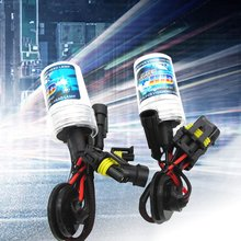 2pcs H1 55W 12V Car HID Xenon Bulb Replacement Headlight Lamp Auto Light Source 4300K