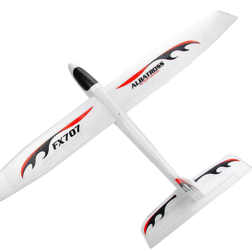 FX707S Hand Gooien Vliegtuig EPP Foam Vliegtuig Lancering Zweefvliegtuig Vliegtuig Soft Foam Vliegtuig Model DIY Speelgoed voor Kinderen