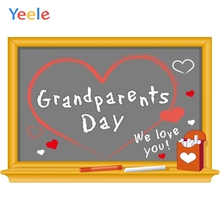 Yeele Grandparents Day Photocall Respect Decor Love Photography Backdrops Personalized Photographic Backgrounds For Photo Studio